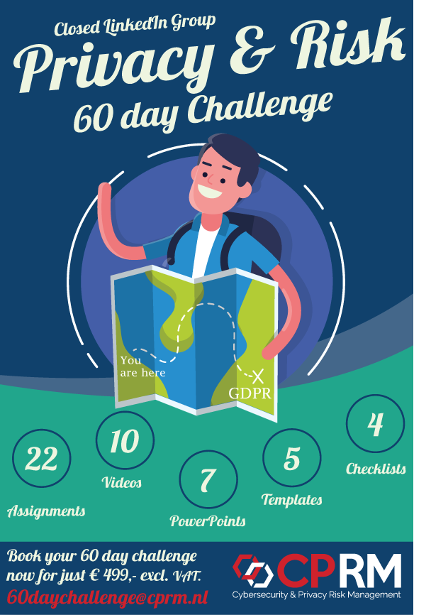 60 Day Privacy & Risk Challenge