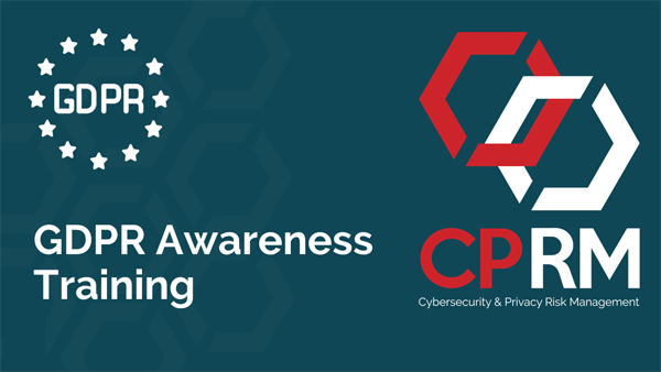 Learn more about the GDPR in my GDPR Awareness Training in only 4 hrs