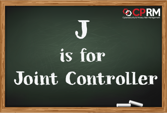 j is for joint controller